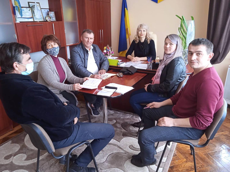 Нарада щодо організації та проведення І етапу Всеукраїнської дитячо-юнацької військово-патріотичної гри «Сокіл»(«Джура»)